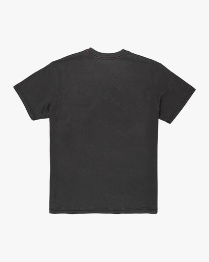 1 Cambridge Short Sleeve Tee Black AVYZT00591 RVCA