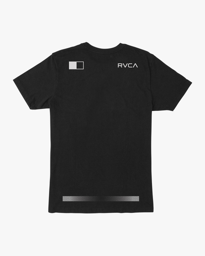 1 VA Sport | Pix Bar Workout Shirt Black AVYZT00843 RVCA