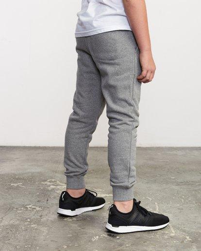 2 Boys Ripper Sweatpant Grey B301URRI RVCA