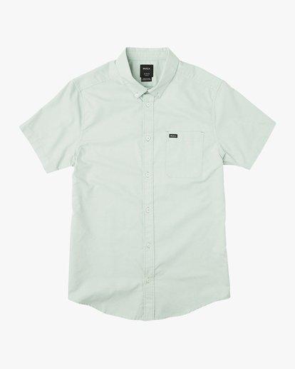 0 Boys That'll Do Oxford Shirt  B3504TDS RVCA