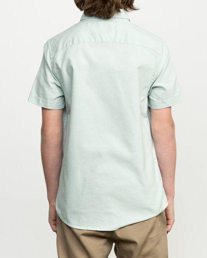 2 Boys That'll Do Oxford Shirt  B3504TDS RVCA