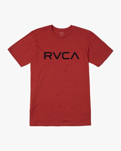 2 BOYS BIG RVCA SHORT SLEEVE TEE  B4013RBI RVCA