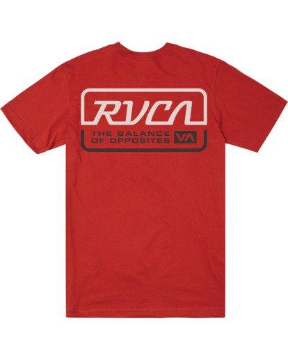 1 Boys TRANSMISSION SHORT SLEEVE T-SHIRT  B4013RTR RVCA