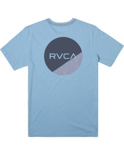 1 Boys FRACTION SHORT SLEEVE T-SHIRT  B4063RFR RVCA