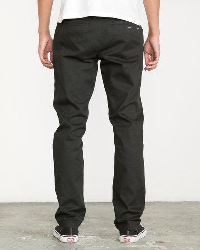 2 Weekend Stretch  - Pantaloni da Uomo  F1PTRARVF7 RVCA