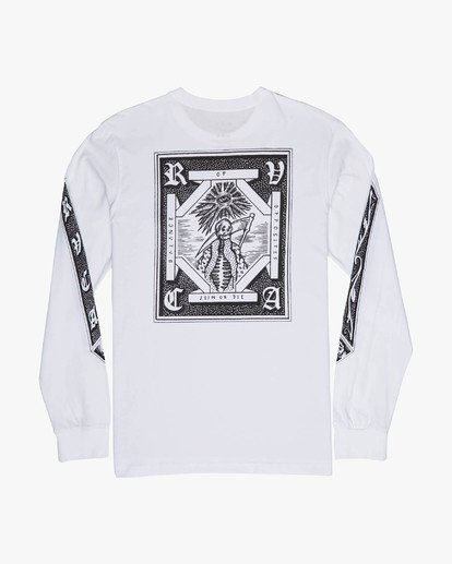 1 JOIN OR DIE LS  H1LSSARVP8 RVCA