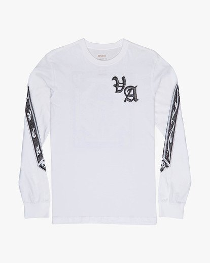 0 JOIN OR DIE LS  H1LSSARVP8 RVCA