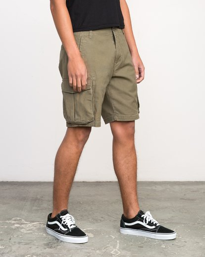 6 Wannabe Cargo - Short for Men  H1WKJORVP8 RVCA