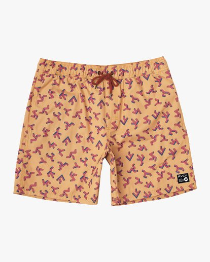 """0 Out There Elastic 17"""" Trunk  M107VROT RVCA"""