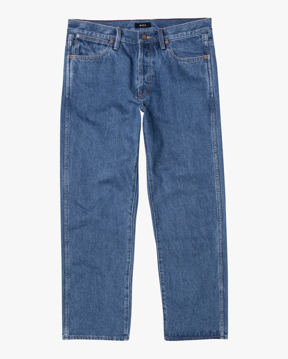 0 Recession | Americana Relaxed Fit Denim Jeans Multicolor M3073RAM RVCA