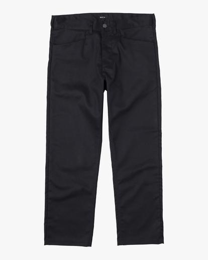 0 NEW DAWN MODERN STRAIGHT FIT PANT Black M3073RPR RVCA