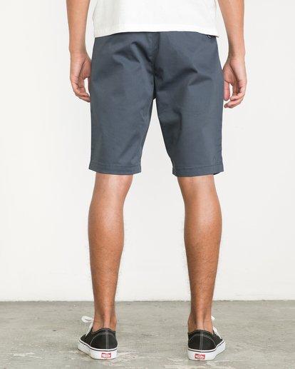 2 Week-End Shorts Blue M3211WES RVCA