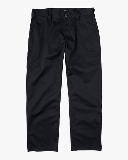 0 Recession | Americana Relaxed Fit Chino Pants Orange M3583RAC RVCA