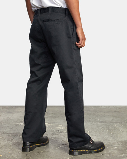 5 Recession | Americana Relaxed Fit Chino Pants Orange M3583RAC RVCA