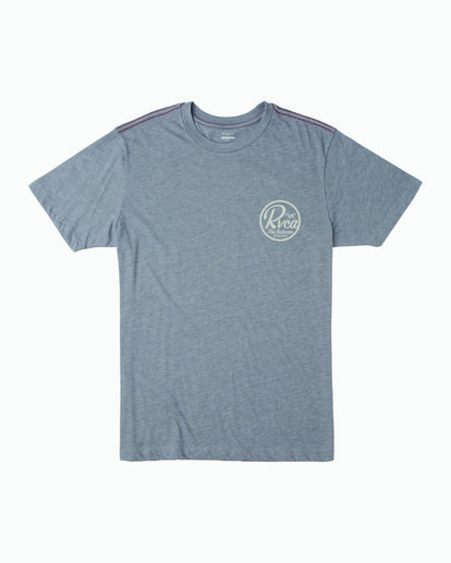 0 PATCH SEAL TEE Grey M4201RPS RVCA