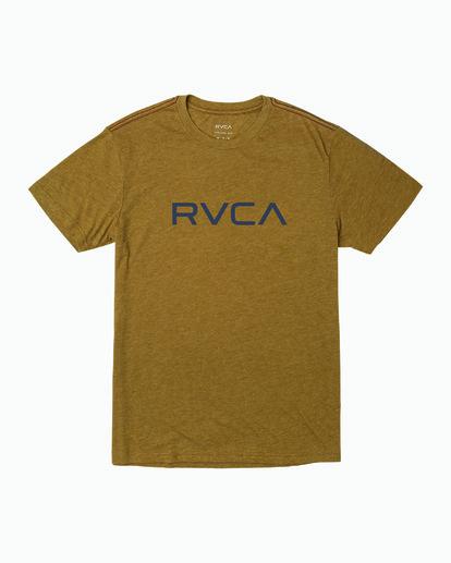 0 Big RVCA TEE  M420VRBI RVCA