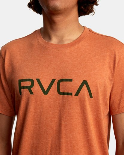 4 BIG RVCA SHORT SLEEVE TEE Multicolor M420VRBI RVCA