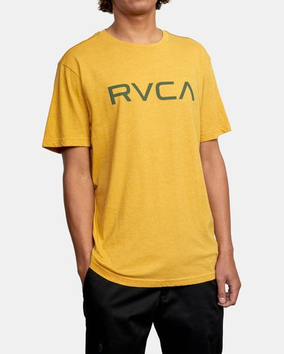 5 BIG RVCA SHORT SLEEVE TEE Multicolor M420VRBI RVCA
