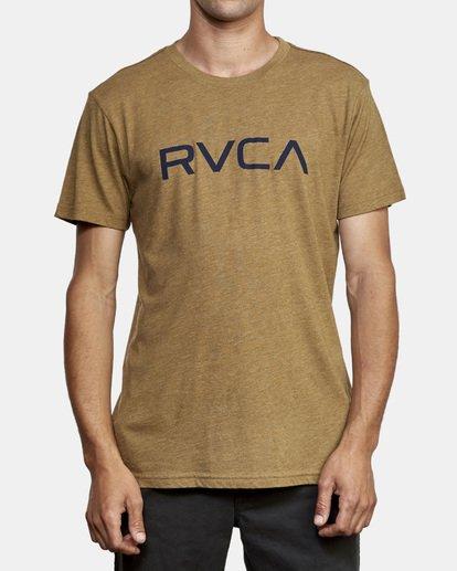 1 Big RVCA TEE  M420VRBI RVCA