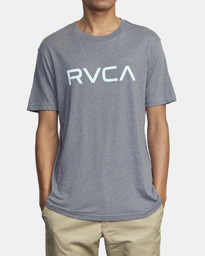 1 BIG RVCA SHORT SLEEVE TEE Multicolor M420VRBI RVCA