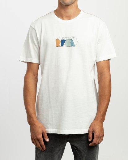 1 Perspect TEE White M430TRPE RVCA