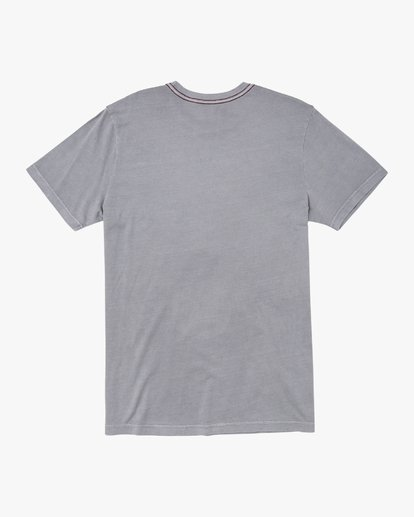 2 CHANGING FACE SHORT SLEEVE TEE  M4383RCF RVCA