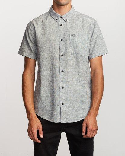 1 That'll Do Textured Button-Up Shirt  M501VRTT RVCA
