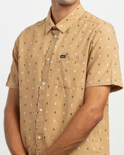 3 Aye Kat Button-Up Shirt  M514TRAK RVCA