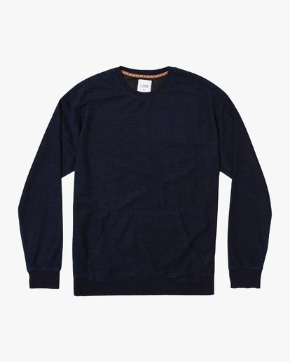 0 Hi-Grade Crew Sweatshirt  M653VRJC RVCA