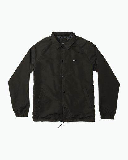 0 ATW II Coaches Jacket  M701QRAT RVCA