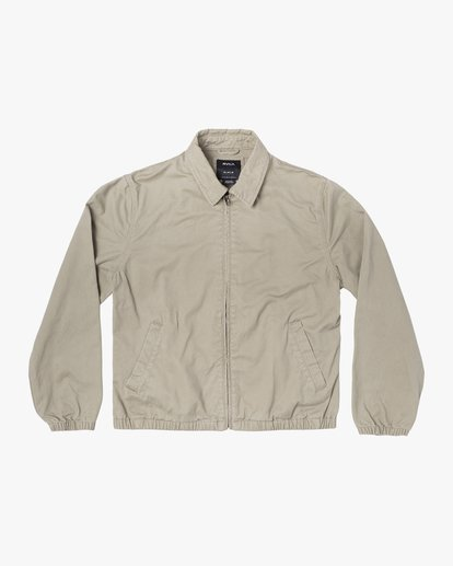 1 Piston Jacket Beige M7093RPI RVCA