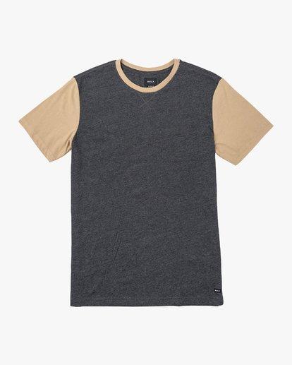 0 Pick Up Knit Shirt Black M913QRPU RVCA