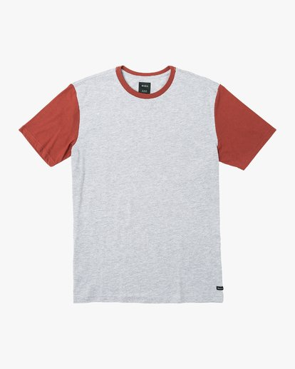 0 Pick Up Knit Shirt Red M913QRPU RVCA