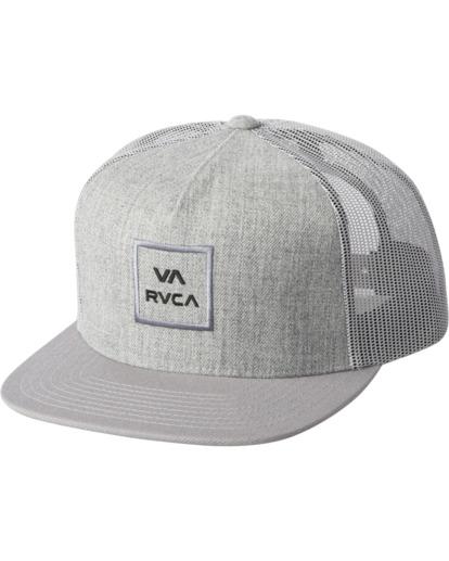 0 VA ATW TRUCKER HAT Yellow MAAHWVWY RVCA