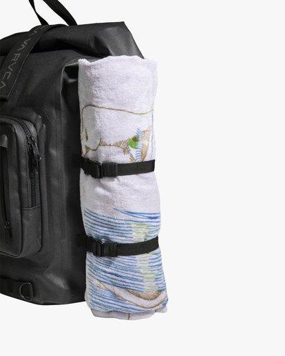 3 WELD water repellent SURF BACKPACK Black MABK1RSP RVCA
