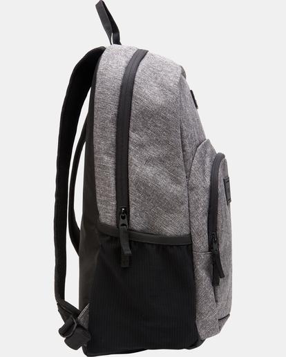 6 Estate III 28L Backpack Grey MABK2REB RVCA