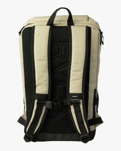 1 Voyage III 30L Skate Backpack Beige MABK2RVB RVCA