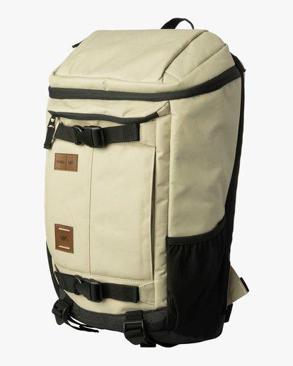 0 Voyage III 30L Skate Backpack Beige MABK2RVB RVCA