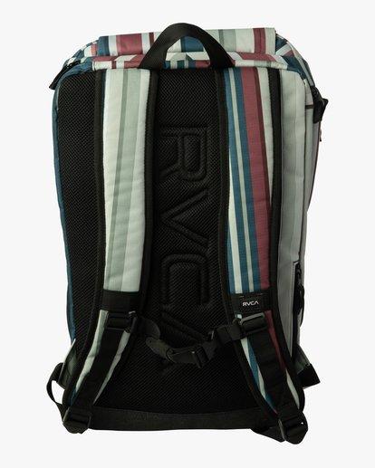 1 Voyage III 30L Skate Backpack Grey MABK2RVB RVCA