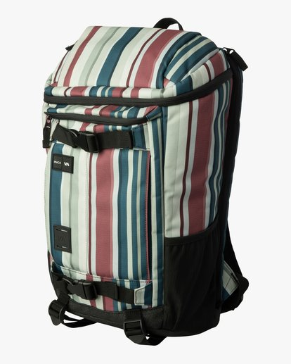 0 Voyage III 30L Skate Backpack Grey MABK2RVB RVCA