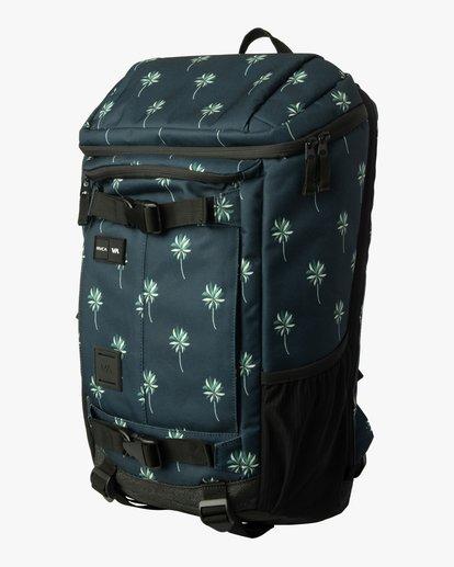 0 Voyage III 30L Skate Backpack Blue MABK2RVB RVCA