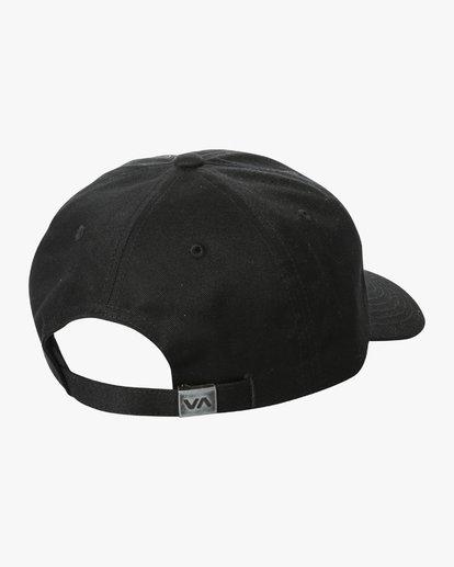 2 HOT FUDGE CAP  MAHW2RHF RVCA