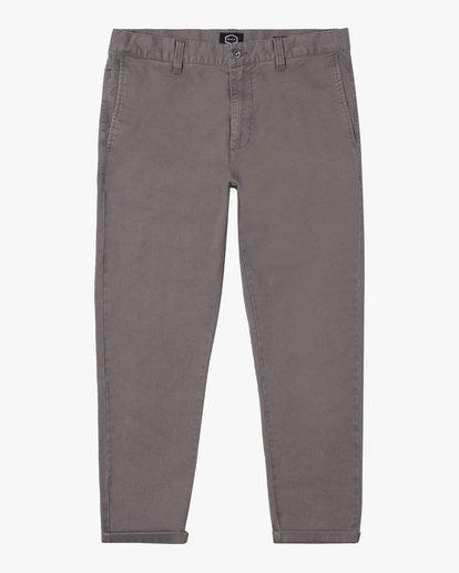 0 HITCHER PANT Grey ME303HIT RVCA
