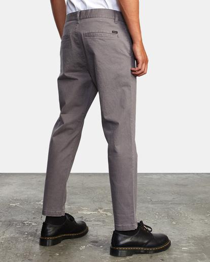 4 HITCHER PANT Grey ME303HIT RVCA