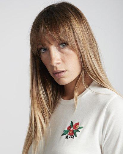 1 Melissa Grisancich Tiger Attack  - Camiseta de manga larga para Mujer  Q3LSRERVF9 RVCA