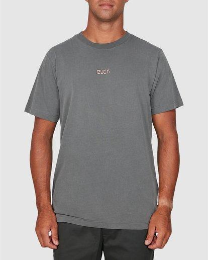 2 Cantina Short Sleeve Tee  R106057 RVCA