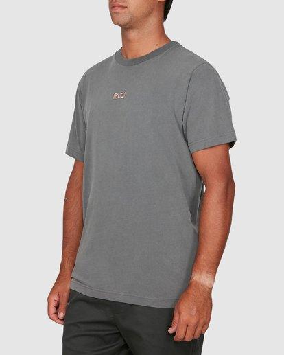1 Cantina Short Sleeve Tee  R106057 RVCA
