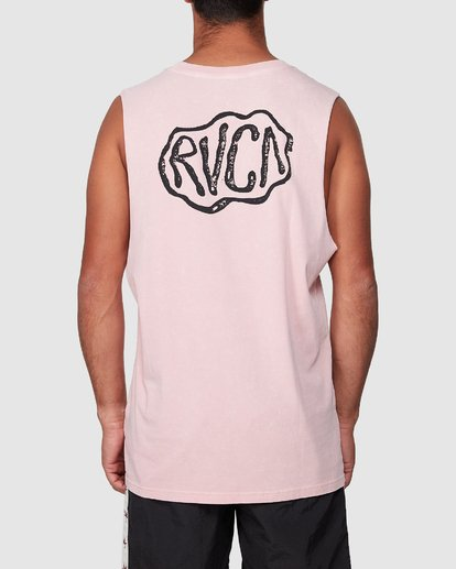 3 Ammo Muscle Top  R107001 RVCA