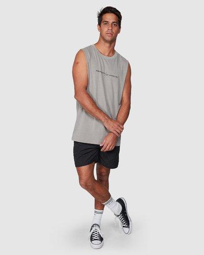 5 Italic Muscle  R107003 RVCA