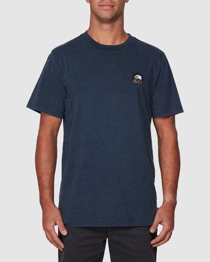 1 Screamin Eagle Short Sleeve Tee  R107043 RVCA